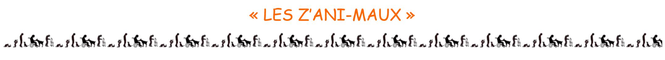 LES Z'ANI-MAUX